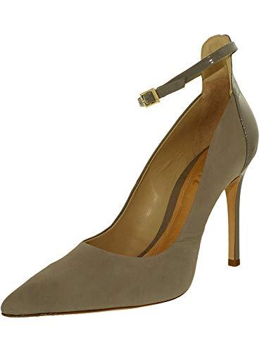d81185c8370 SCHUTZ Women s Mosty Suede Ankle-High Pump
