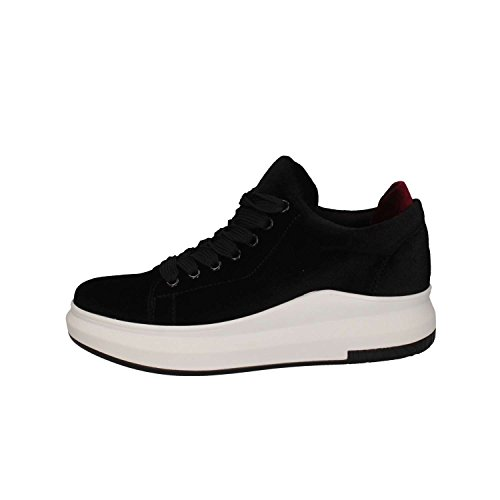 688 rosso Donna Renata Blk Nero Exe' red Sneakers 0Fw5q6