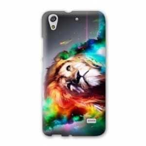 Amazon.com: Case Carcasa Orange Dive 70 felins - - lion ...