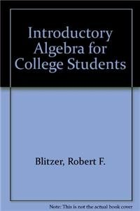 Introductory Algebra for College Students Plus MyMathLab Student Access Kit, 5th Edition