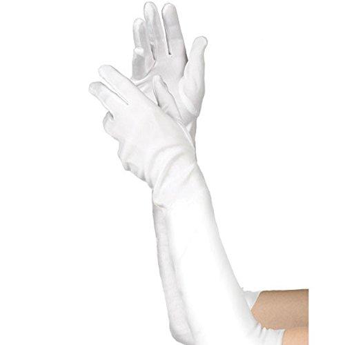 Amscan Long White Gloves - Child