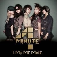 Kpop CD, 4MINUTE - I My Me Mine JAPAN (VER A) CD+DVD *SEALED*