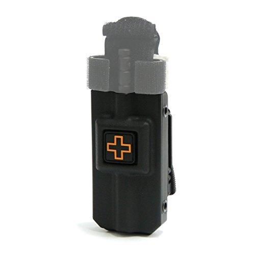 Tourniquet Case: C-A-T® Rigid Tourniquet Case With Tek-Lok Belt Attachment (Month Belt Buckle)