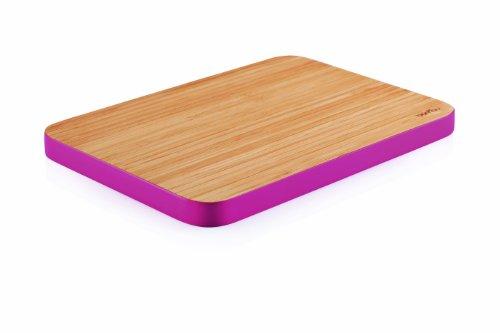 Bambu Medium Cutting Board Fuchsia product image