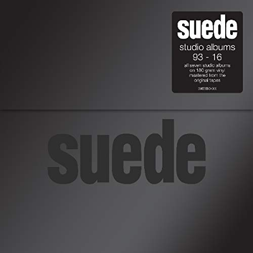 Suede Music Box - Studio Albums 1993 - 2016