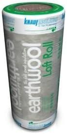 Knauf Earthwool Loft Roll Isolierung 200/mm 3,88/m2/pro Rolle
