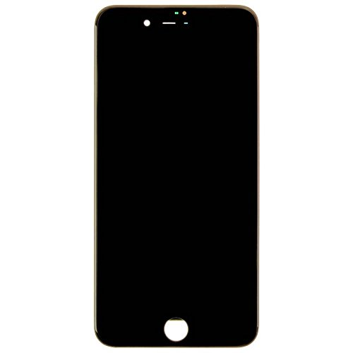 LCD, Digitizer & Frame Assembly for Apple iPhone 8 Plus (CDMA & GSM) (Black) (OEM Grade) with Glue Card by Wholesale Gadget Parts