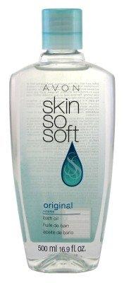 Avon Skin So Soft Original Oil 16.9oz