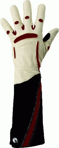 (Ladies Gardening Gloves, Rose Small (S) by Bionic)