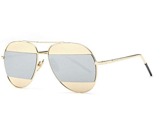 ADAM Designer Double-Bridge Coating Vintage Copper Frame Sun Glasses - Givenchy Vintage Sunglasses