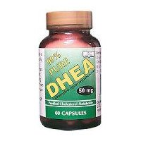 Only Natural Dhea 99% 50Mg 60 Cap