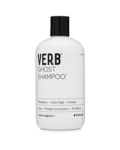Verb Ghost Shampoo - Weightless + Color Safe + Cleanse 12oz