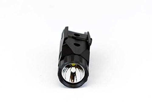 Sig Sauer Foxtrot1 100 200 300 Lumen Rail Mount Graphite Tactical White Light by Sig Sauer