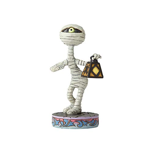 Enesco Disney Traditions by Jim Shore Mummy Kid Figurine, 4.33