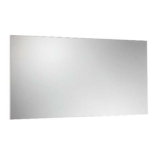STEELMASTER Magnetic Board with Dry-Erase Pad, Pen and Magnets, 14 x 30 x 0.7 Inches, Silver (270163050) (Erase Dry Squares)