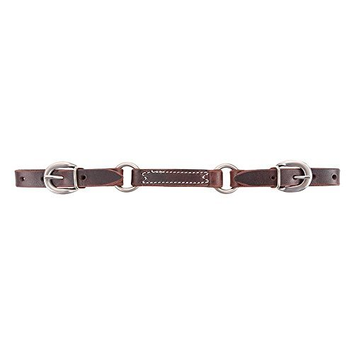 Martin Saddlery Jim Edwards Leather Curb Strap