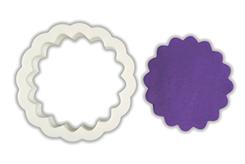 The Naples Plaque Cookie Cutter - ALL SIZES SET (Naples Cookies)