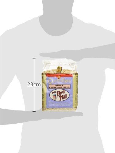 Bobs Red Mill Gluten Free Quick Cooking Oats, 2.13 Pound by Bob's Red Mill (Image #7)