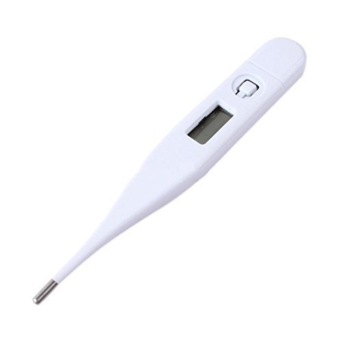 Family Digital LCD Display Fever Measuring Thermometer by Alex NLD