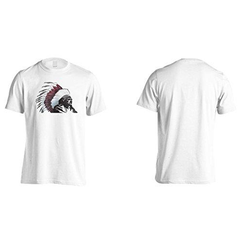 Neue Native American Chiefs Herren T-Shirt l483m