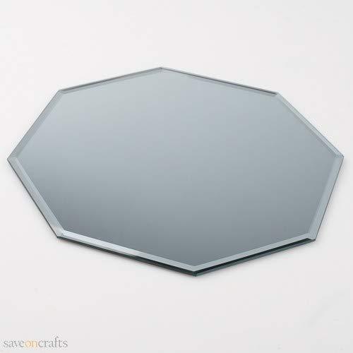 (Octagon Table Mirror 10