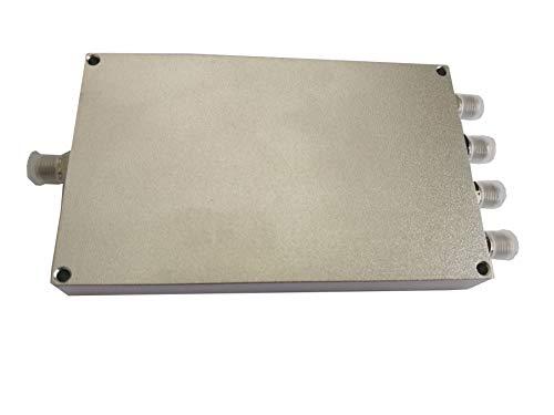 (GSPDF0460S4 4-Way Power Divider Power Splitter Combiner SMA Tpye 5W 400-6000MHz )