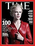 Time Magazine (April 30, 2018 - May 7, 2018) The 100 Most Influential People Nicole Kidman Cover
