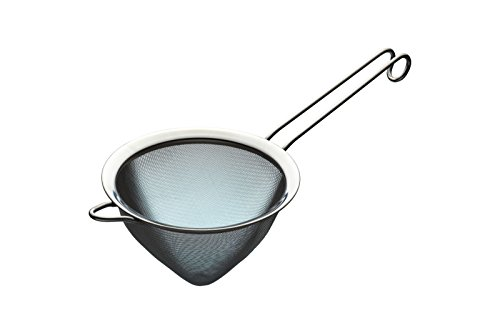 - 15cm Stainless Steel Fine Mesh Conical Sieve