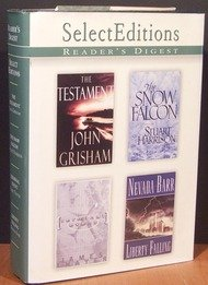1999 Snow - Reader's Digest Select Editions, Vol 4, 1999, The Testament, The Snow Falcon, Terminal Event, Liberty Falling