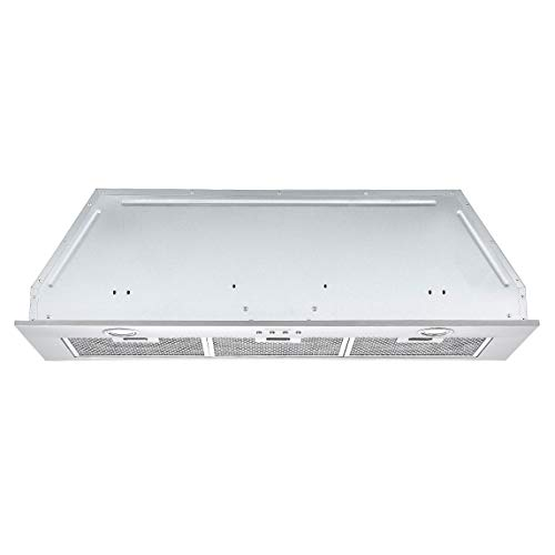 Ancona Inserta Plus Built-In Range Hood, 36-Inch, Stainless Steel – AN-1364