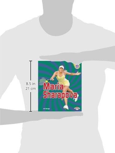 Maria Sharapova (Amazing Athletes)