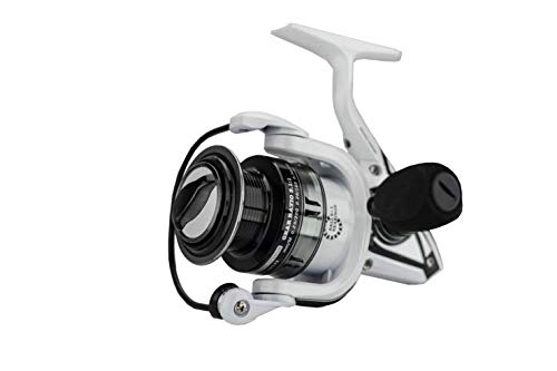 Enigma Fishing -Series High-Performance IPPON IP30 Spinning Reel - 5.1:1 Gear Ratio - 6+1 Ball Bearing System - for Saltwater or Freshwater - Oversize Shaft (Best Saltwater Spinning Reel 2019)