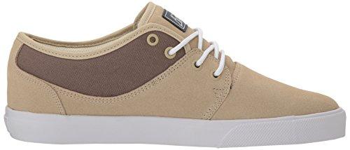 Globe Mens Mahalo Skate Shoe Sand / Bianco