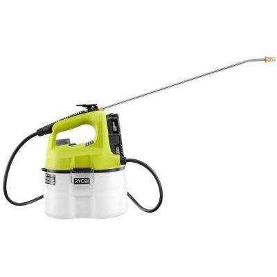 Ryobi P2810 ONE+ 18-Volt Lithium-Ion Cordless Chemical Sprayer (with Battery and Charger) by Ryobi