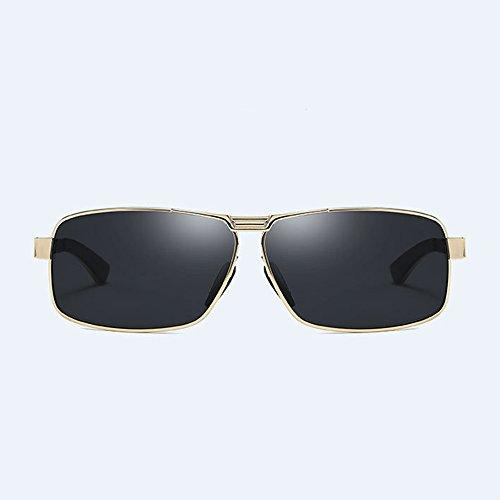 Gafas Deporte De Hombres De Gafas Retro Sol Conducción Sra Gafas De De Aire Gafas De De Sol De De Sol Conducción Gafas Marco Gafas Gafas Sol Al Gold Nueva Para Clásico Cuadrado Libre Polarizadas 0xpxX6