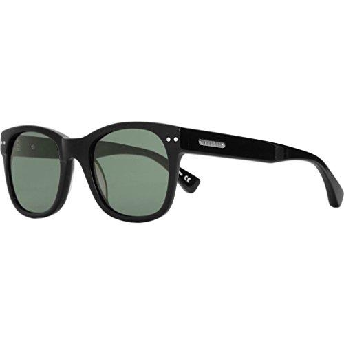 Vestal Unions VVUN005 Wayfarer Sunglasses,Black,48 - Carl Sunglasses Zeiss