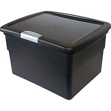 staples-plastic-hinged-file-box-w-lid-black