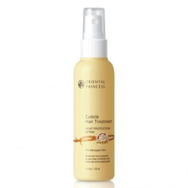 Oriental Princess Concentrated Cuticle Hair Treatment Plus Sunscreen For Damaged Hair (125ml x 2)