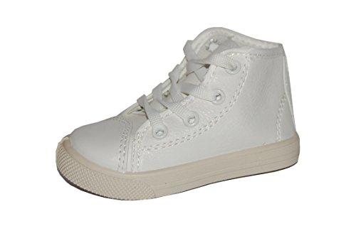 Basket Rising Mädchen und Jungen 18im 23 Weiß