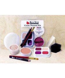 Ben Nye Theatrical Makeup Kits - Olive: Deep PK-4