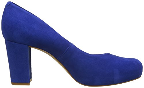 Unisa Damen Numis_18_KS Pumps Blau (Sapphire)