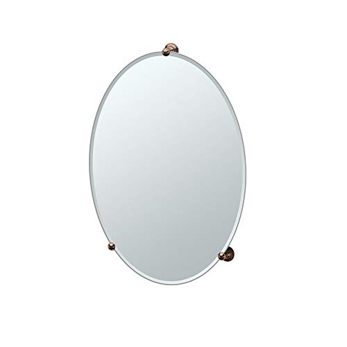 Gatco 1567  Oldenburg Frameless Mirror, -