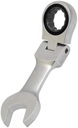 高儀 GISUKE フレキシブル スタビー ギアレンチ 8mm FGW-8S