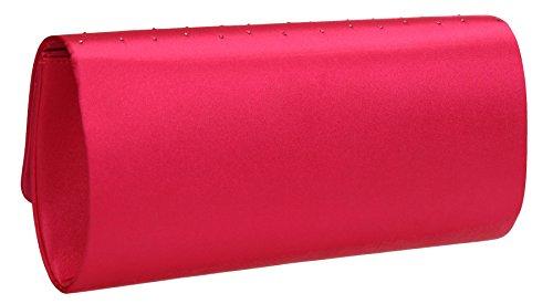 Pochette rose fuchsia SwankySwans pour femme 10wBxCqf