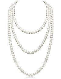 Women S Strand Necklaces Amazon Com