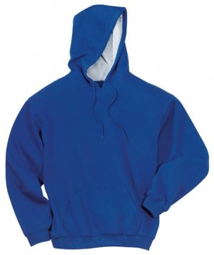 Big Mens Pullover Hooded Sweatshirt by Sport-Tek® (Big & Tall and Regular Sizes)