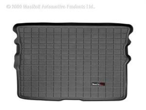 WeatherTech Custom Fit Cargo Liners for Scion xB, Black (Liner Scion Cargo)