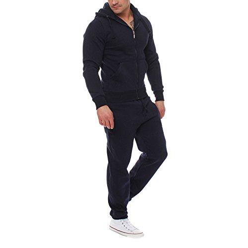 Jogging Bold Capuche Sport À Veste Manner C De Sweatshirt Pantalon Casual Homme Ensemble Longue Tenue Manche Survêtement qWSnzZq4