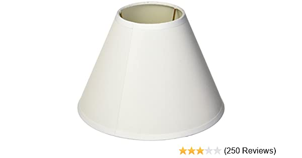 Darice 5200 29 small lamp shade white fabric covered small lamp darice 5200 29 small lamp shade white fabric covered small lamp shades amazon aloadofball Choice Image