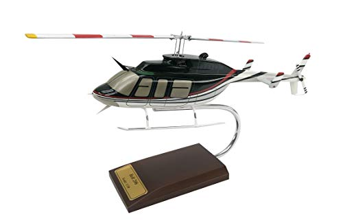 Executive Series Models Bell 206L4 Helicopter (1/30 Scale) ()